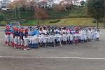 秋季教育リーグが始まりました!
